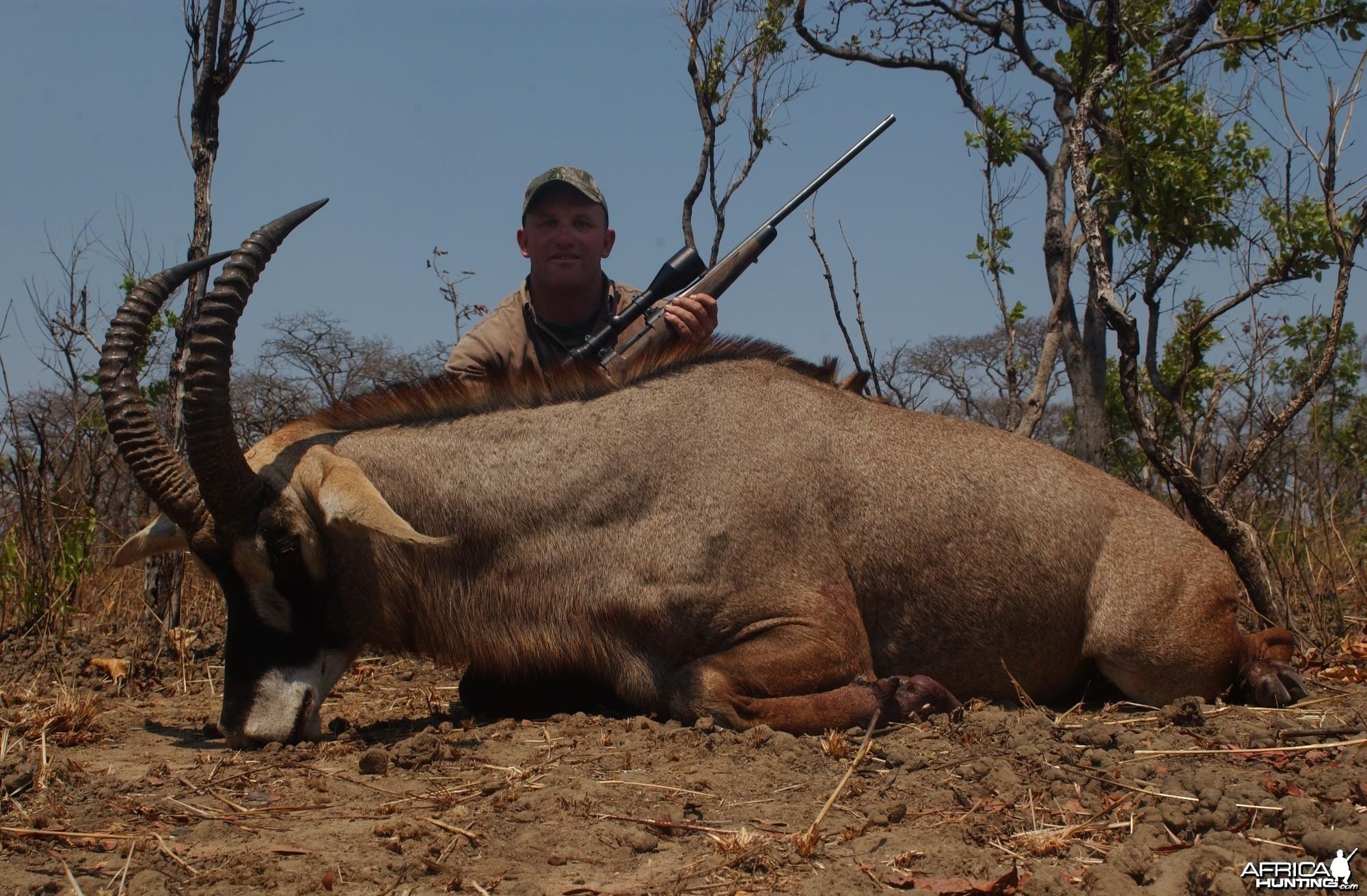 East African Roan