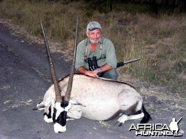 Gemsbok 35 Limpopo 2010