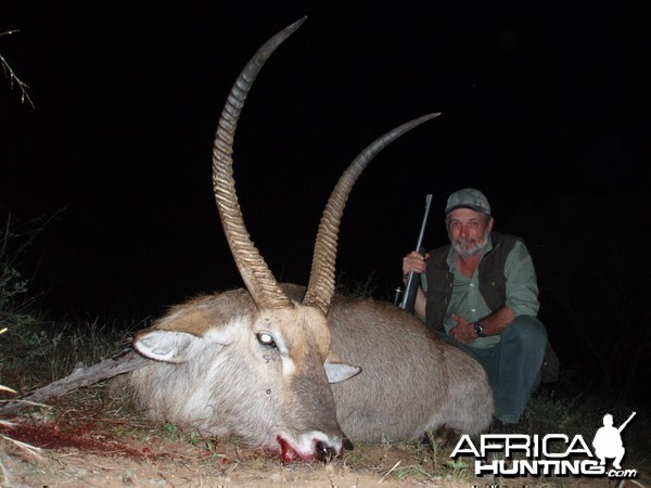 Waterbuck 29.5 inches taken Limpopo province