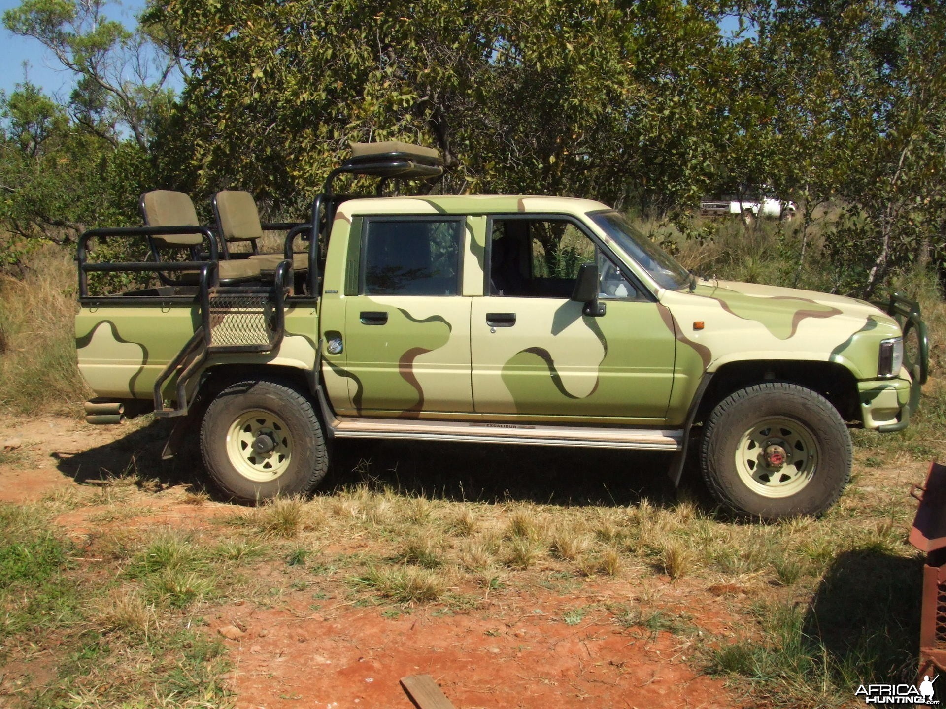 Hunting Vehicle