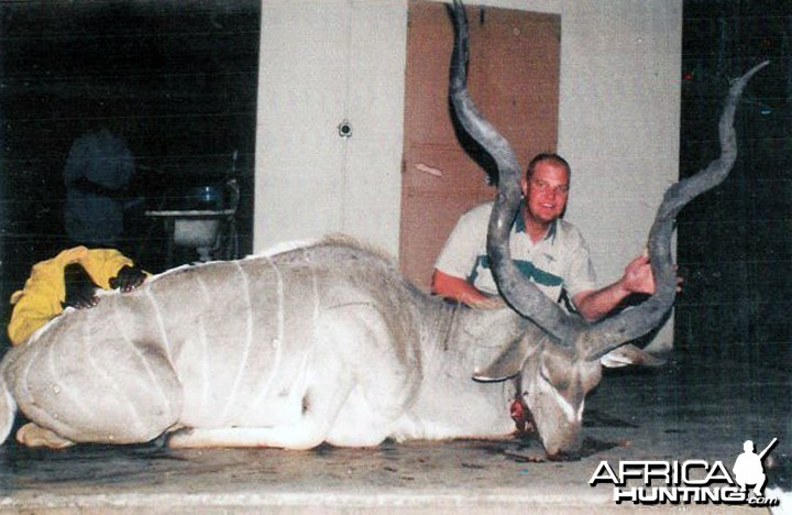 Hows this for a kudu