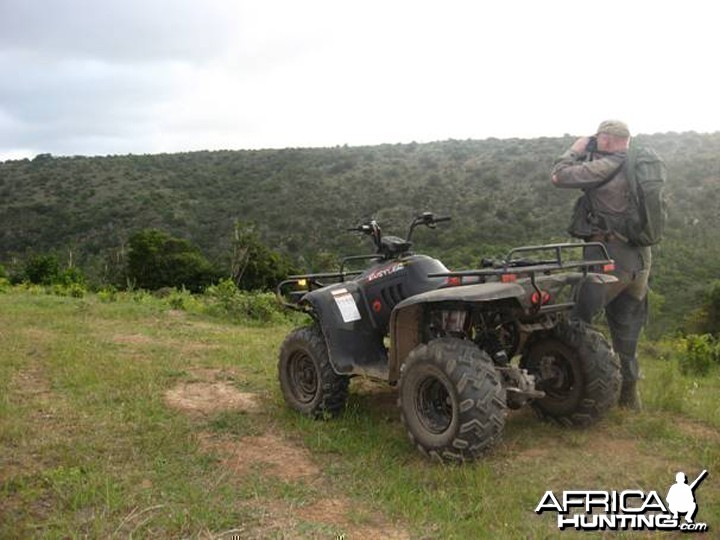 Hunting South Africa with www.safarishuntafrica.com