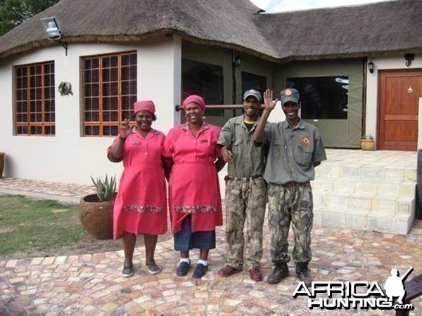 Hunting South Africa with www.safarishuntafrica.com