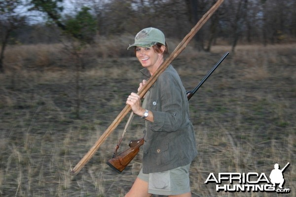 Hunting in Mozambique