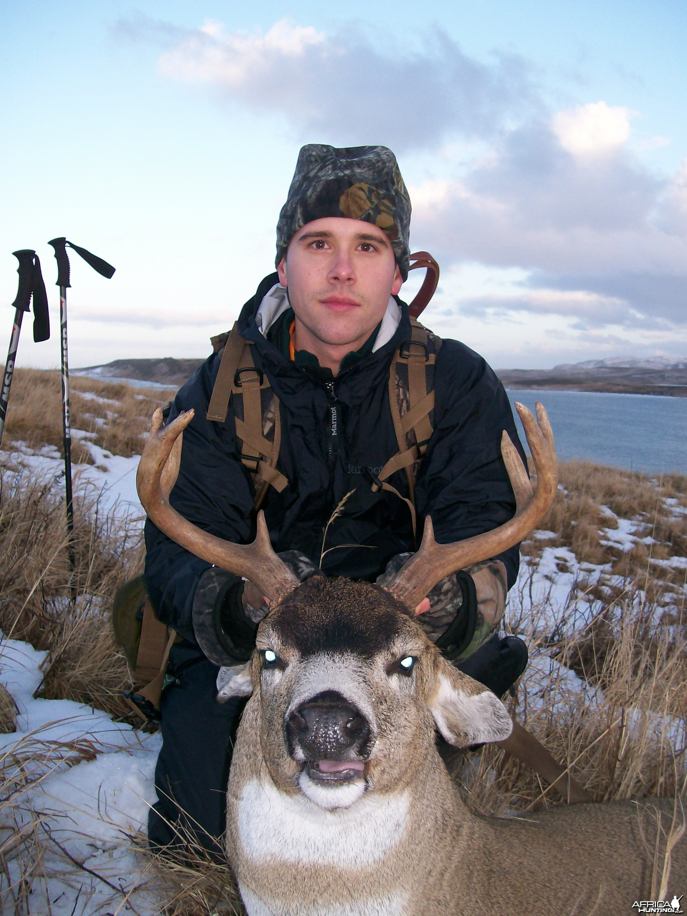 Hunting Sitka Blacktail deer