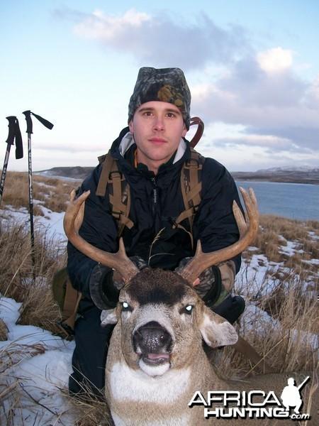 Hunting Sitka Blacktail deer