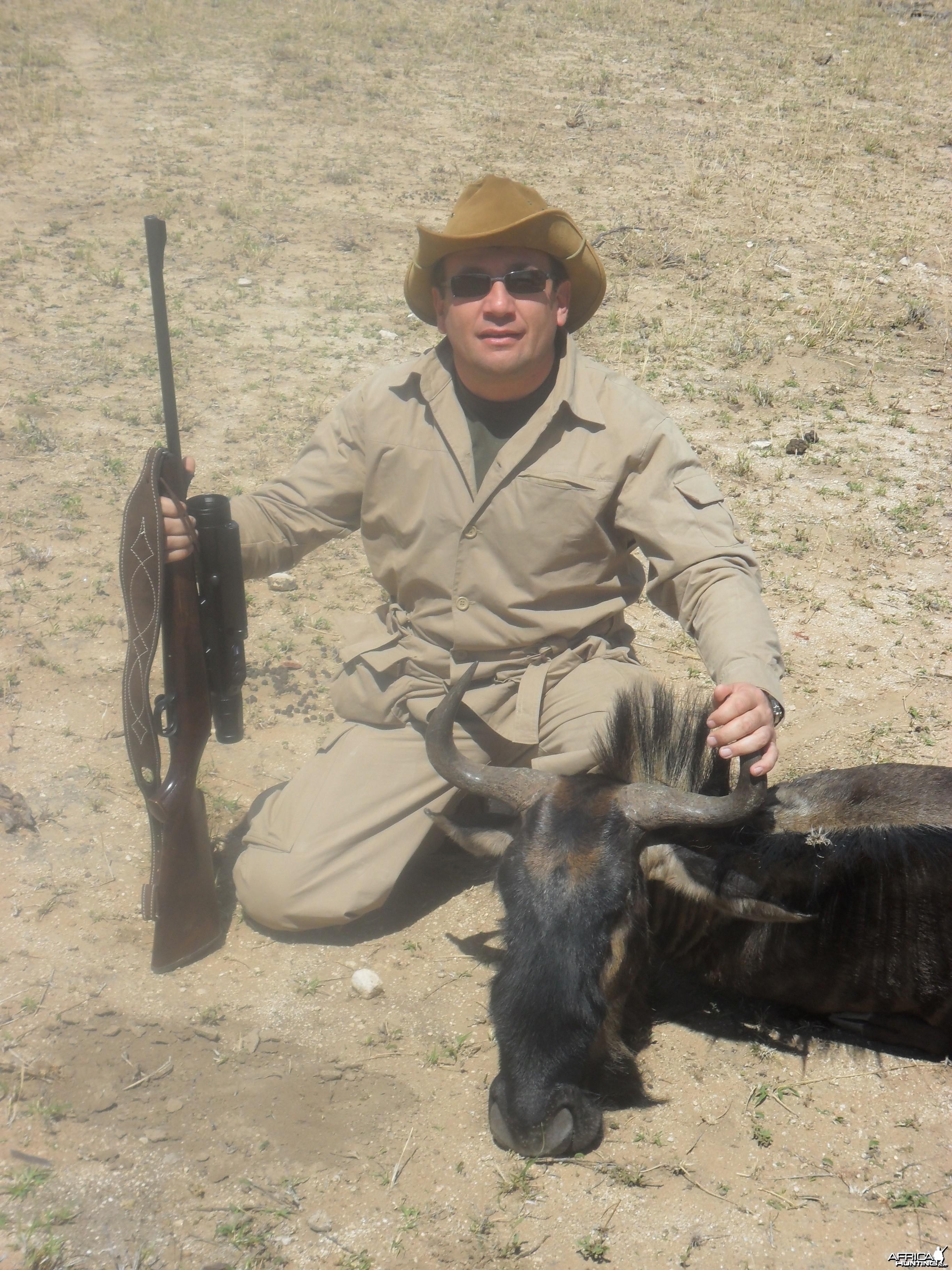 Hunting Gnu