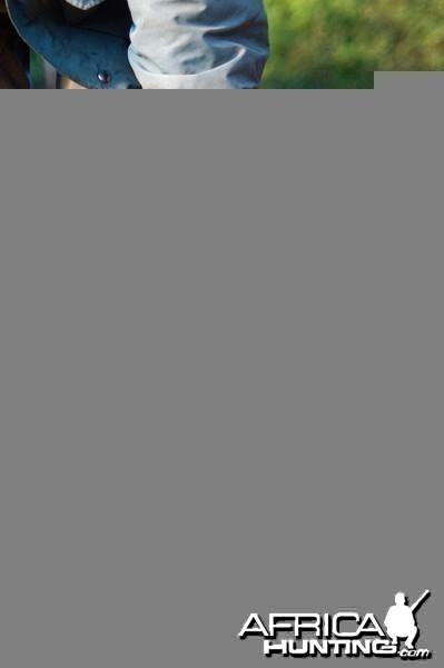 Chobe Bushbuck Taken in Coutada 11, Mozambique, June 2010