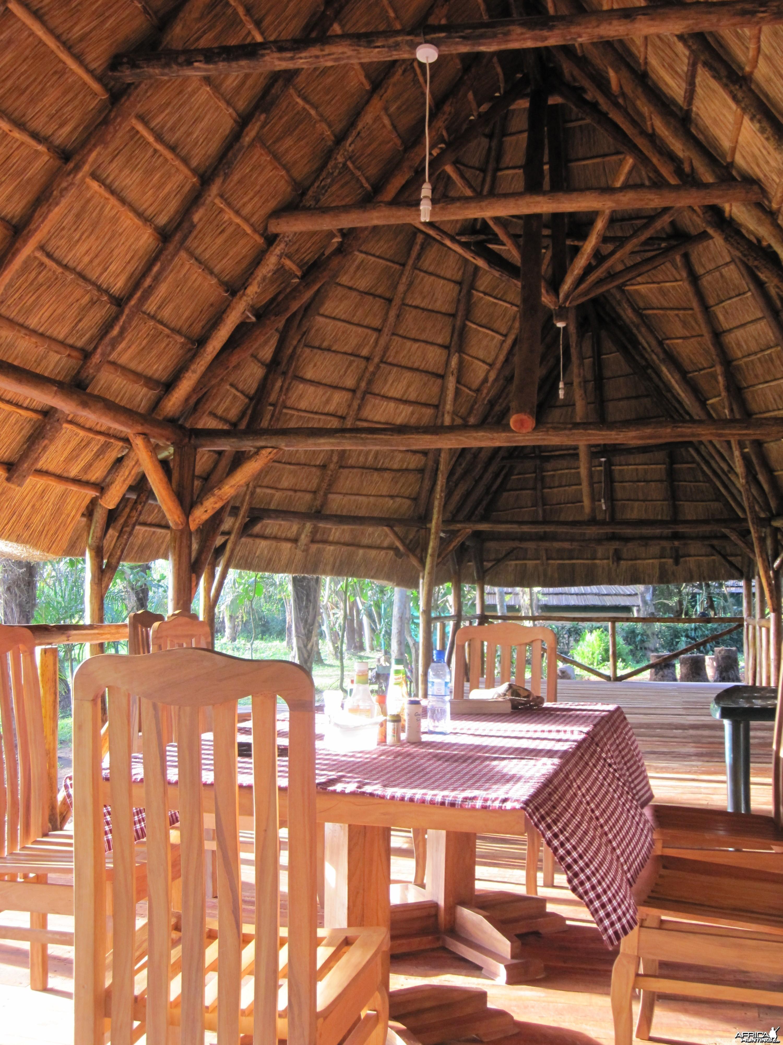 Hunting in Uganda at Lake Albert Safari Lodge