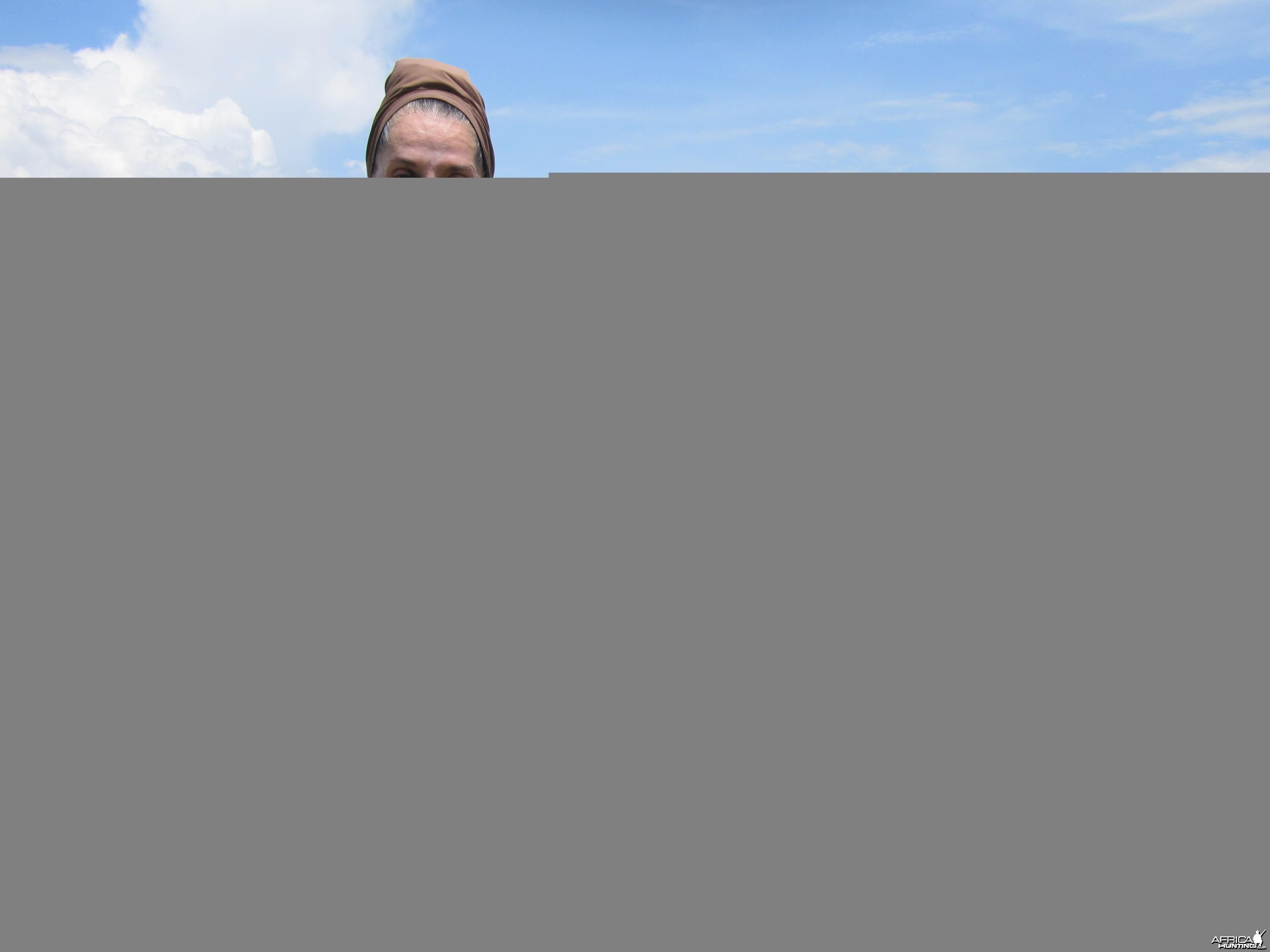 Hunting Oribi in Uganda