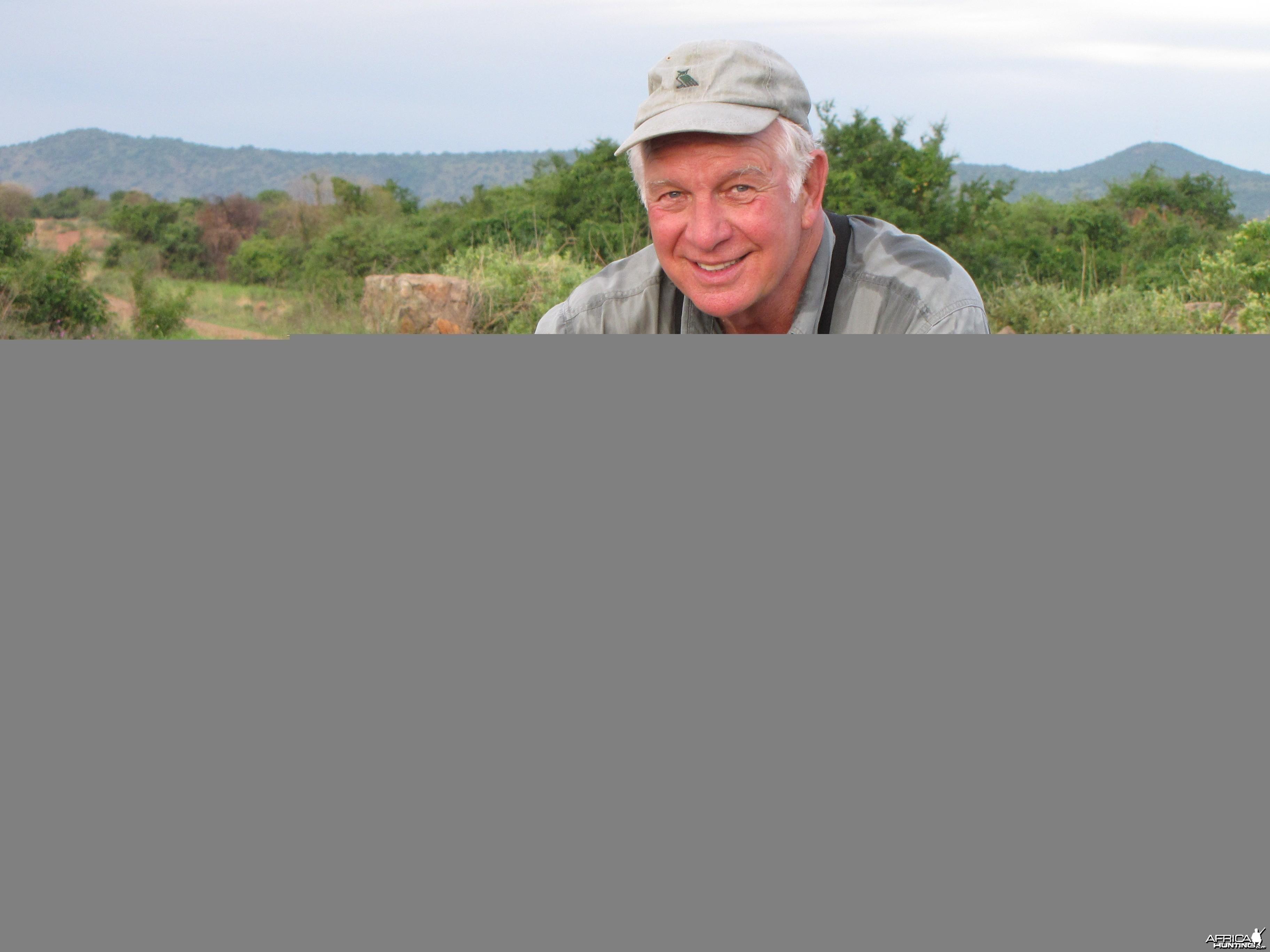 Hunting East African Bush Duiker Uganda