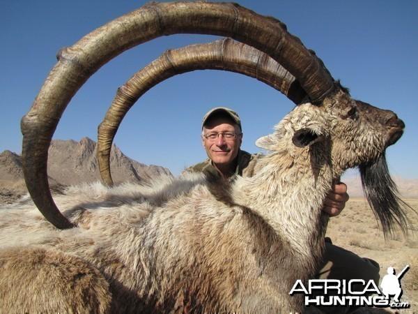 Hunting Ibex in Iran