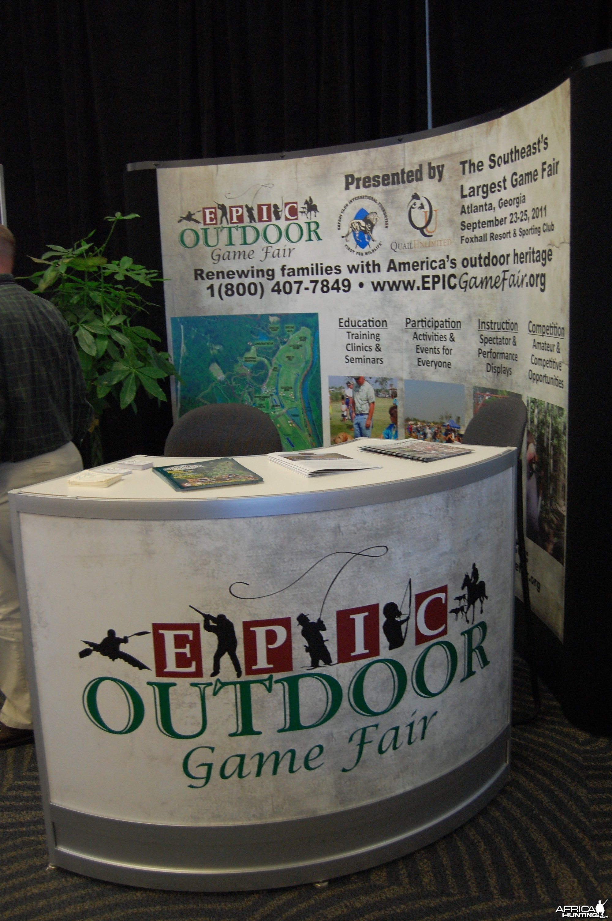 EPIC Outdoor Game Fair