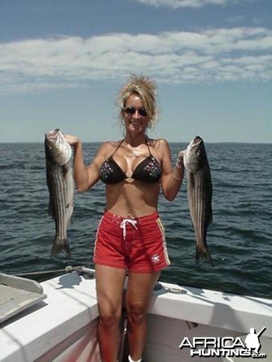 Fishing Babes