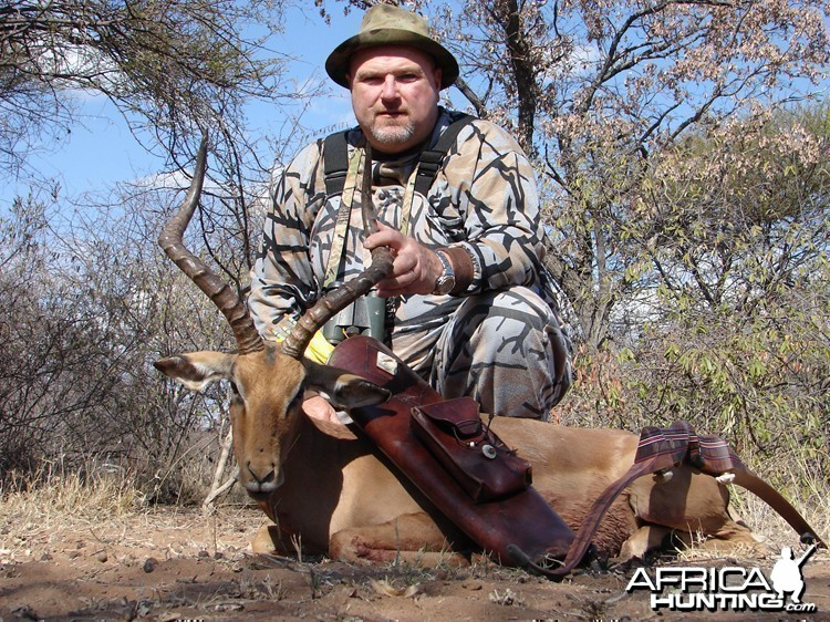 Bowhunting in South Africa