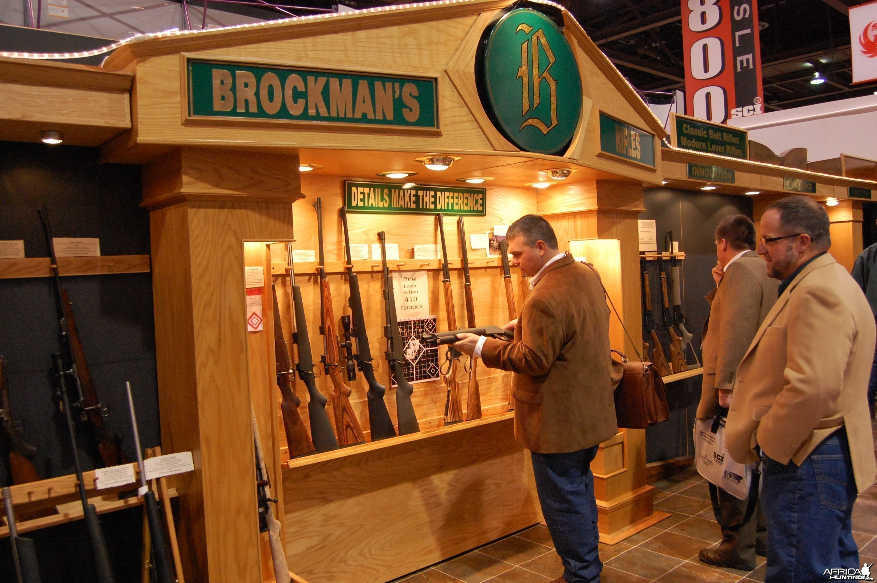 Brockman's Firearms