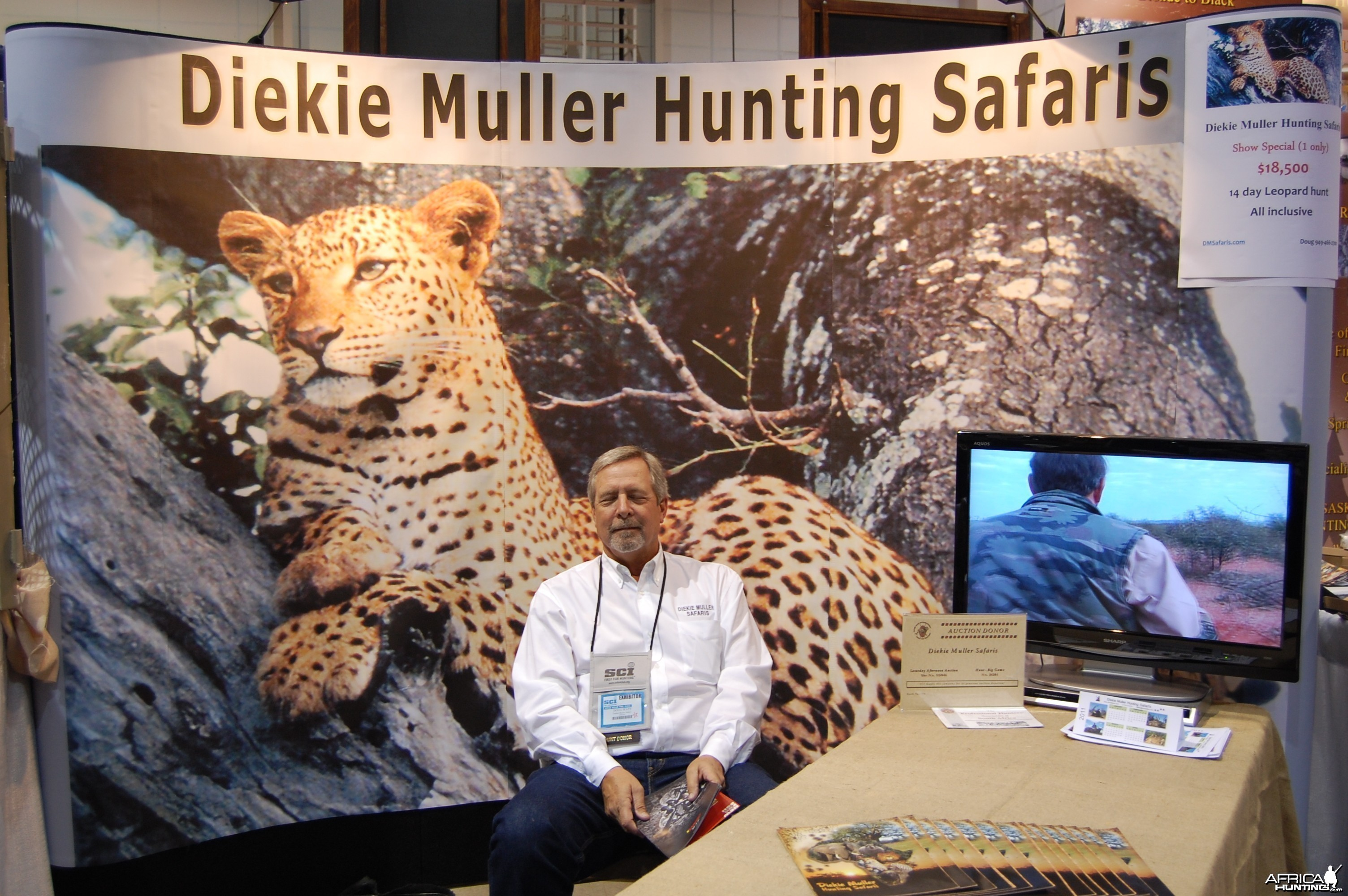 Dieke Muller Hunting Safaris
