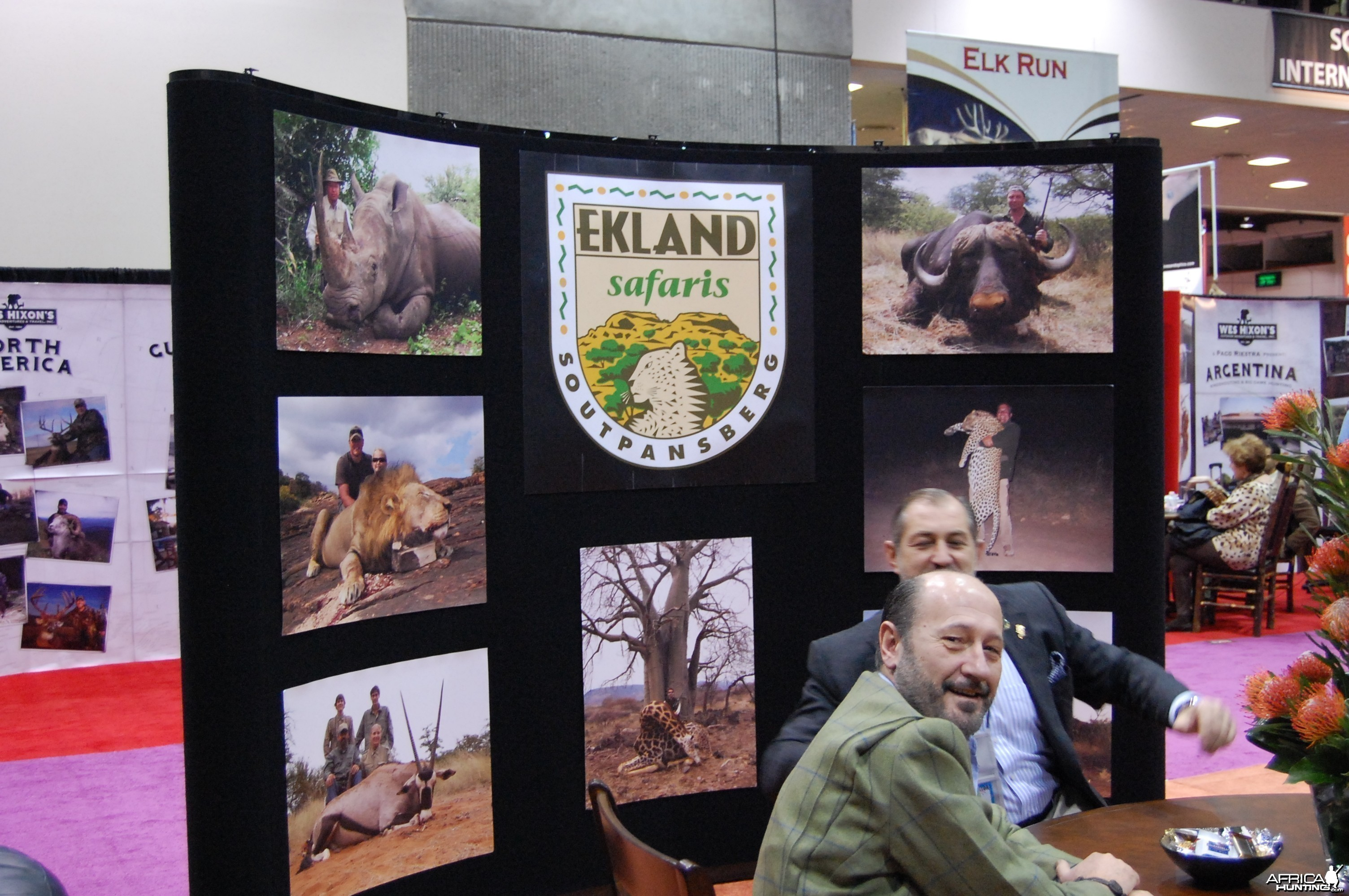 Ekland Safaris
