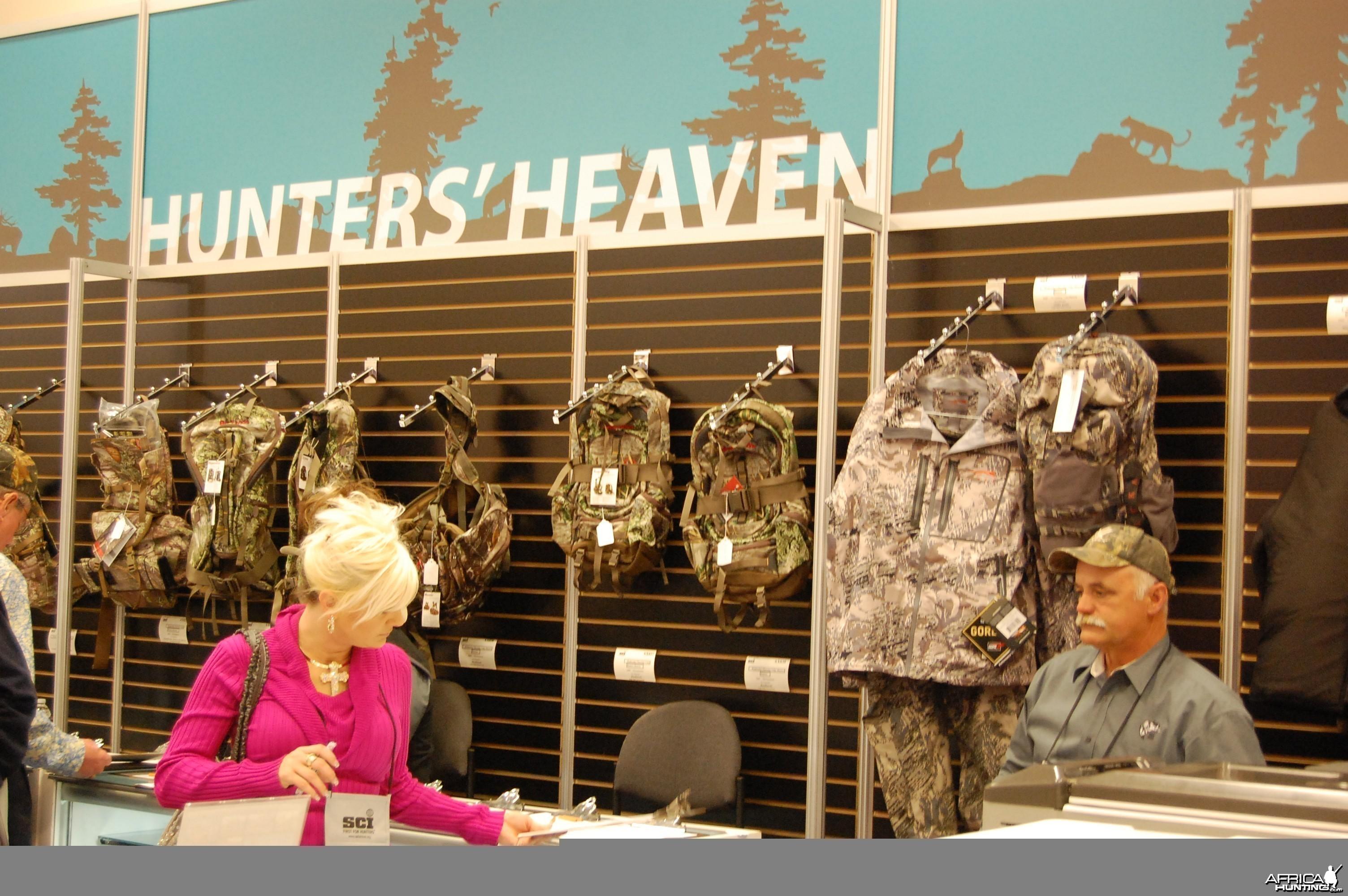 hunters Heaven