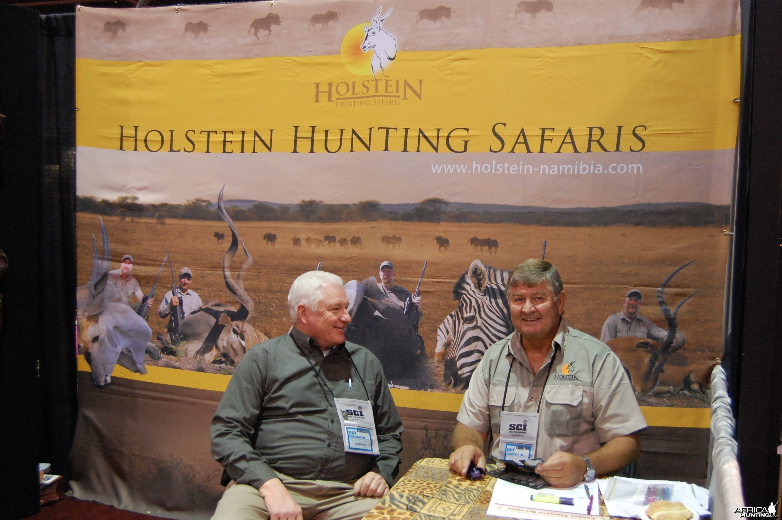 Holstein Hunting Safaris