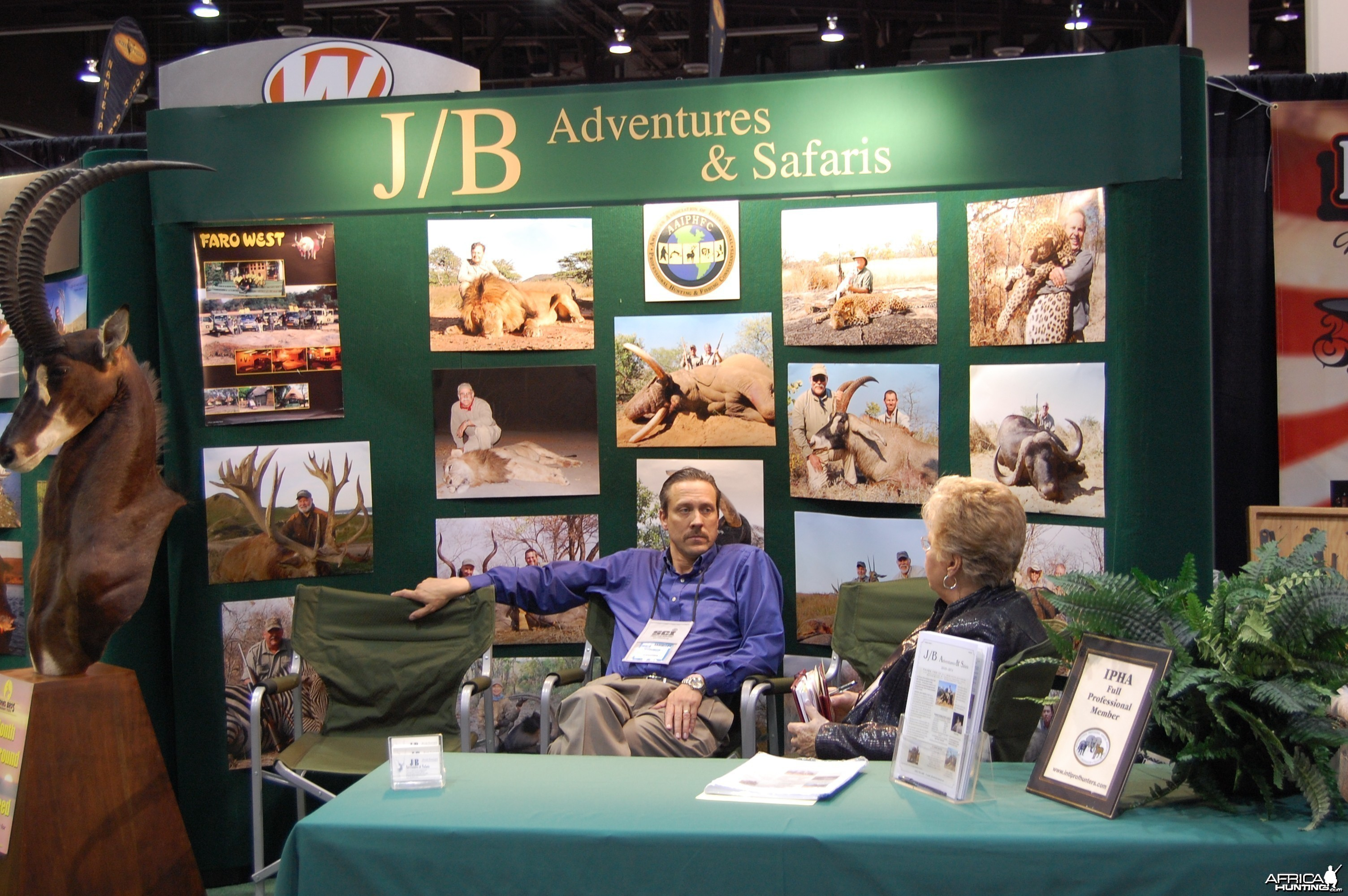 J/B Adventures & Safaris