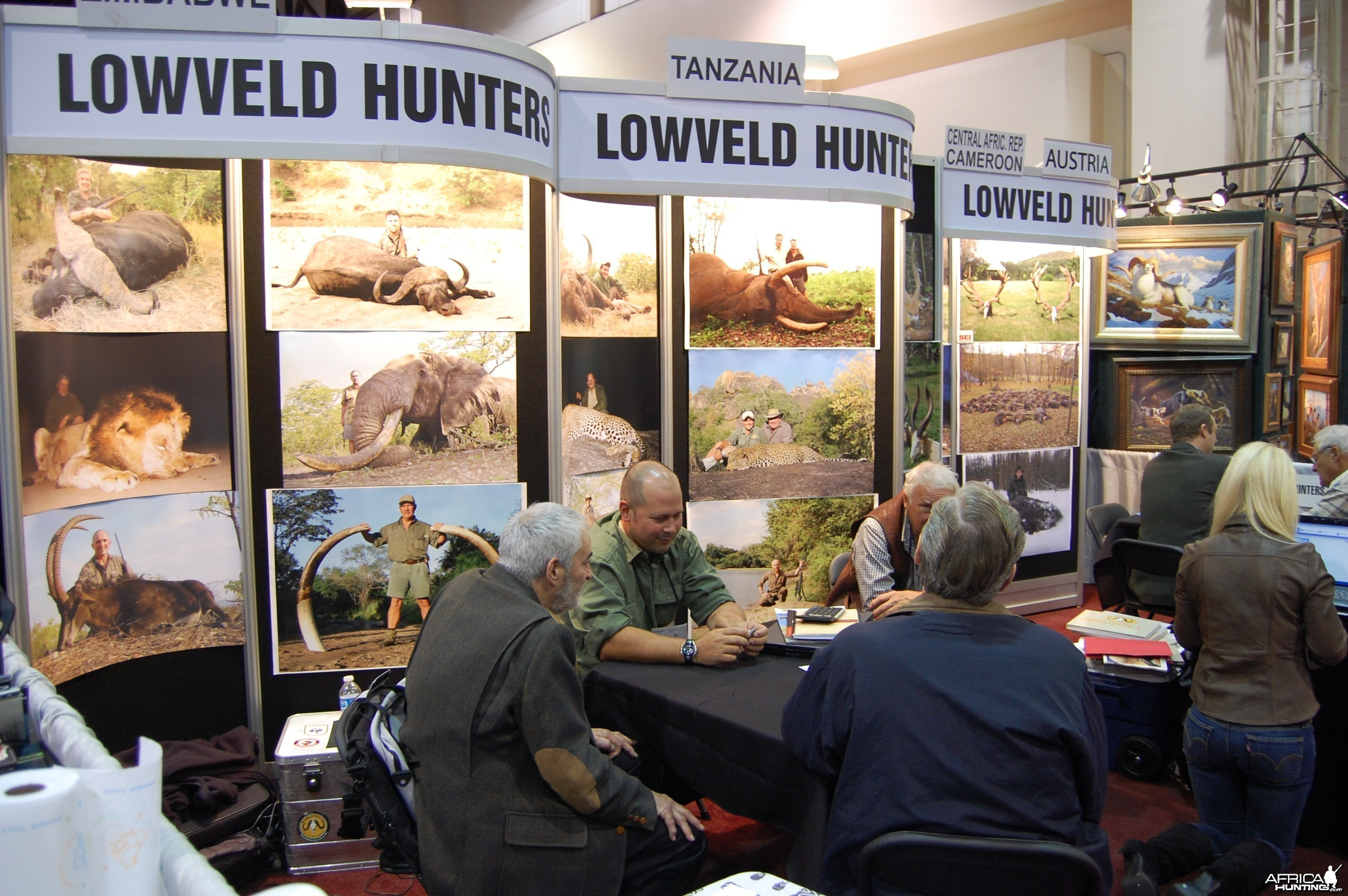 Lowveld Hunters