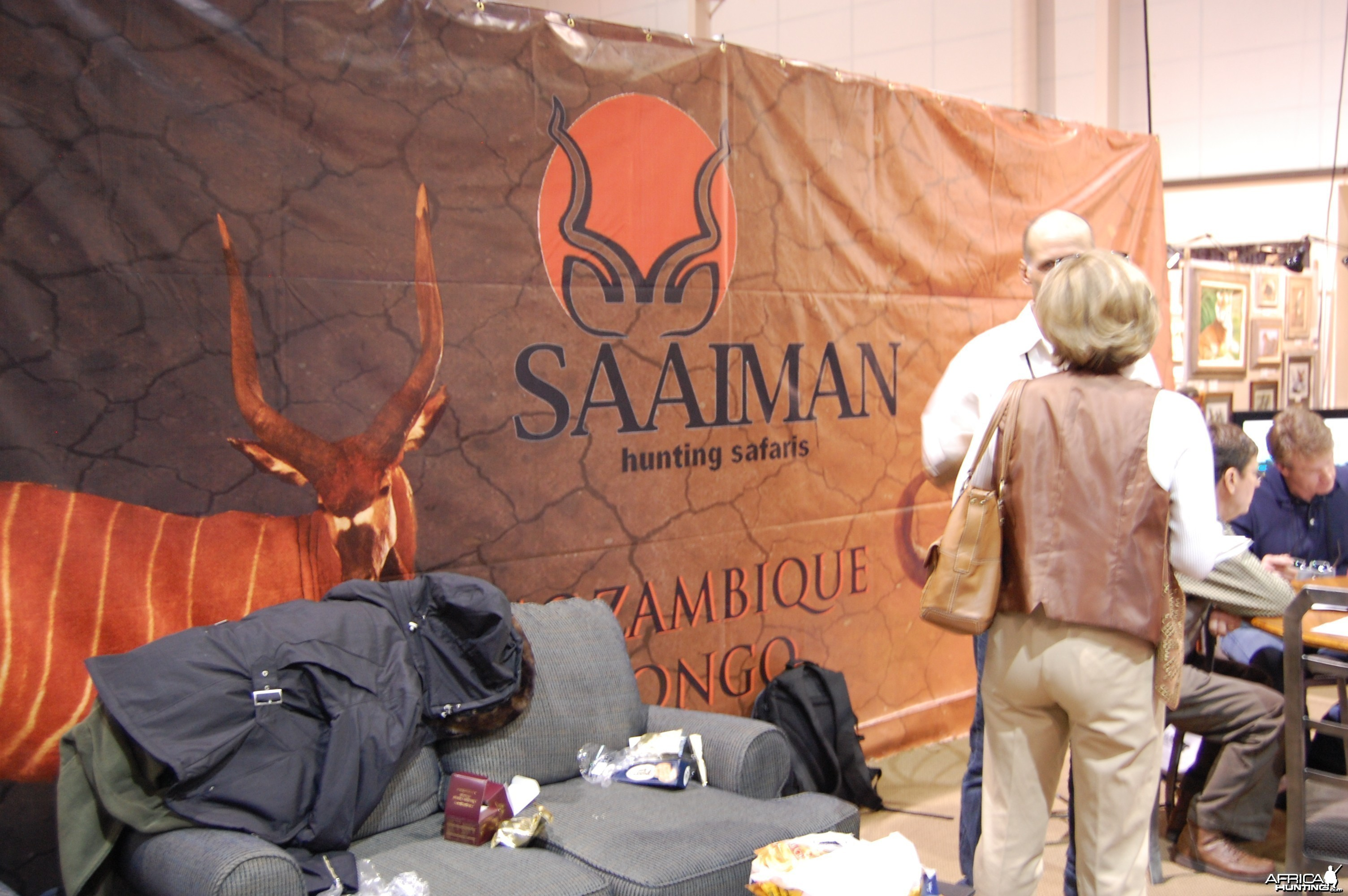 Saaiman Hunting Safaris