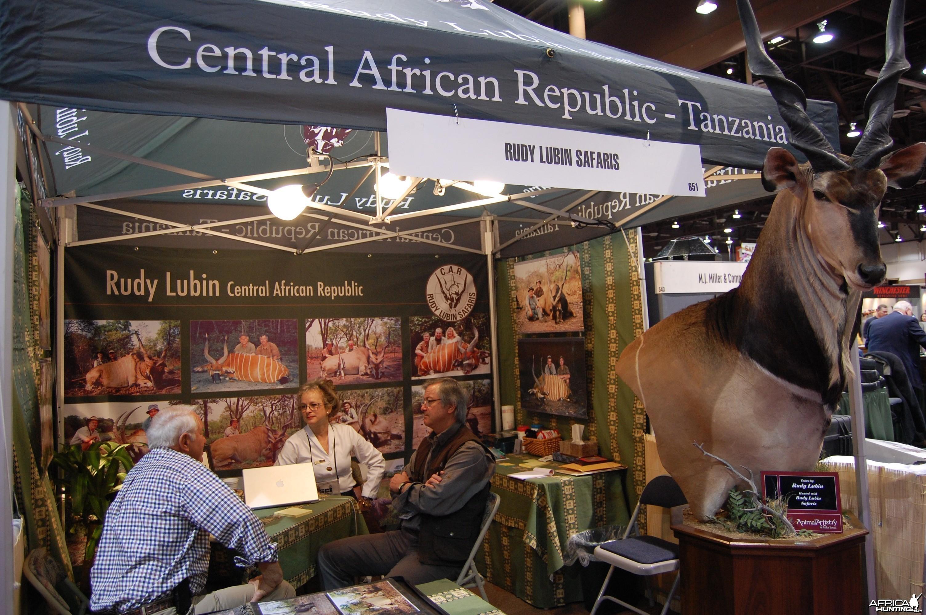 Rudy Lubin Safaris