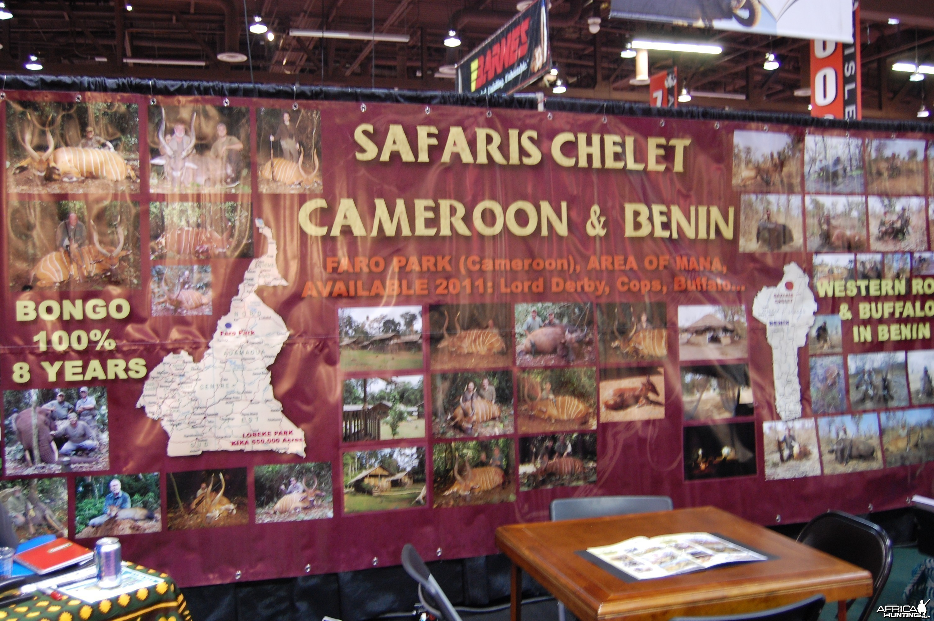 Safaris Chelet