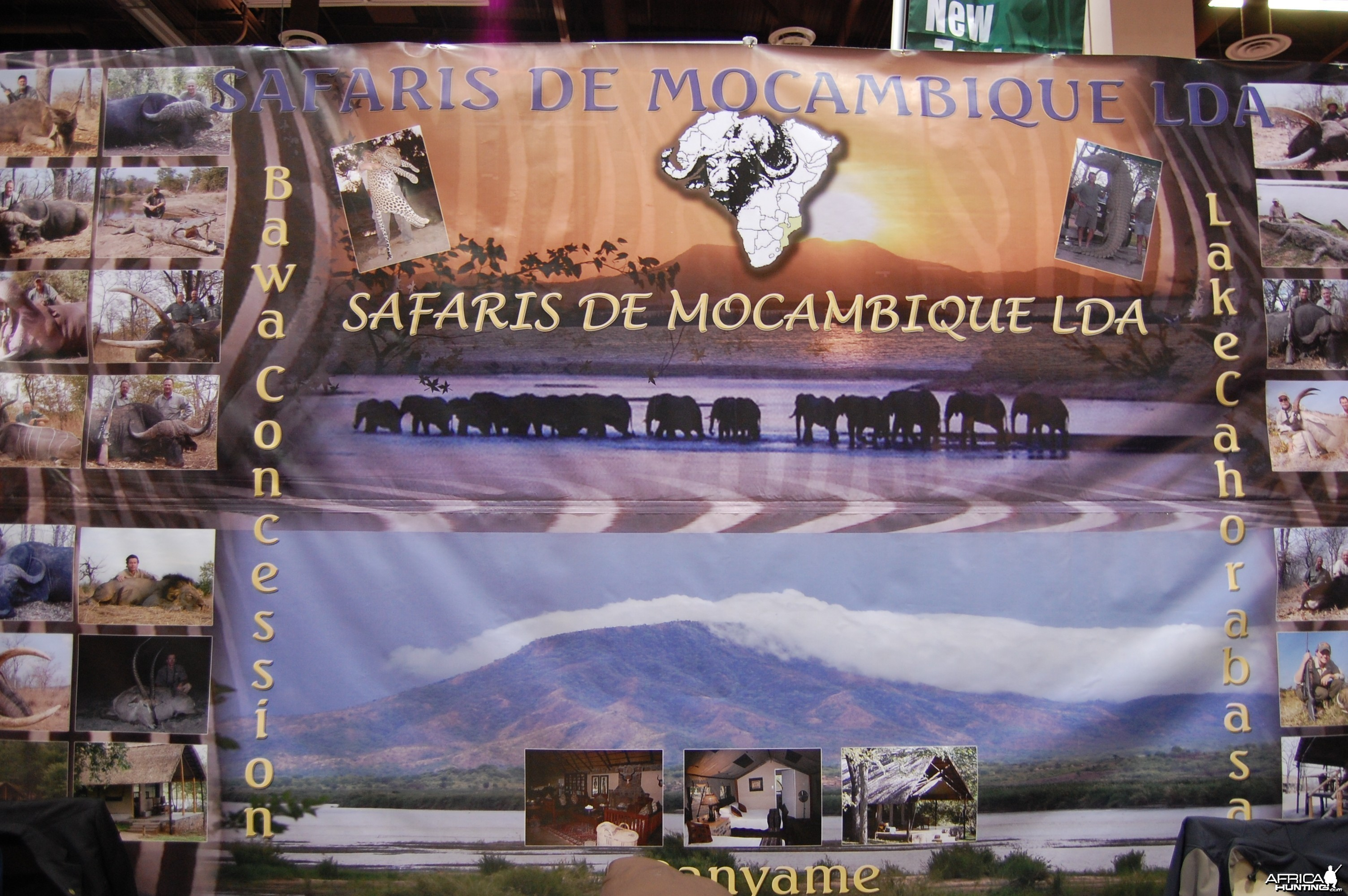 Safaris de Mocambique
