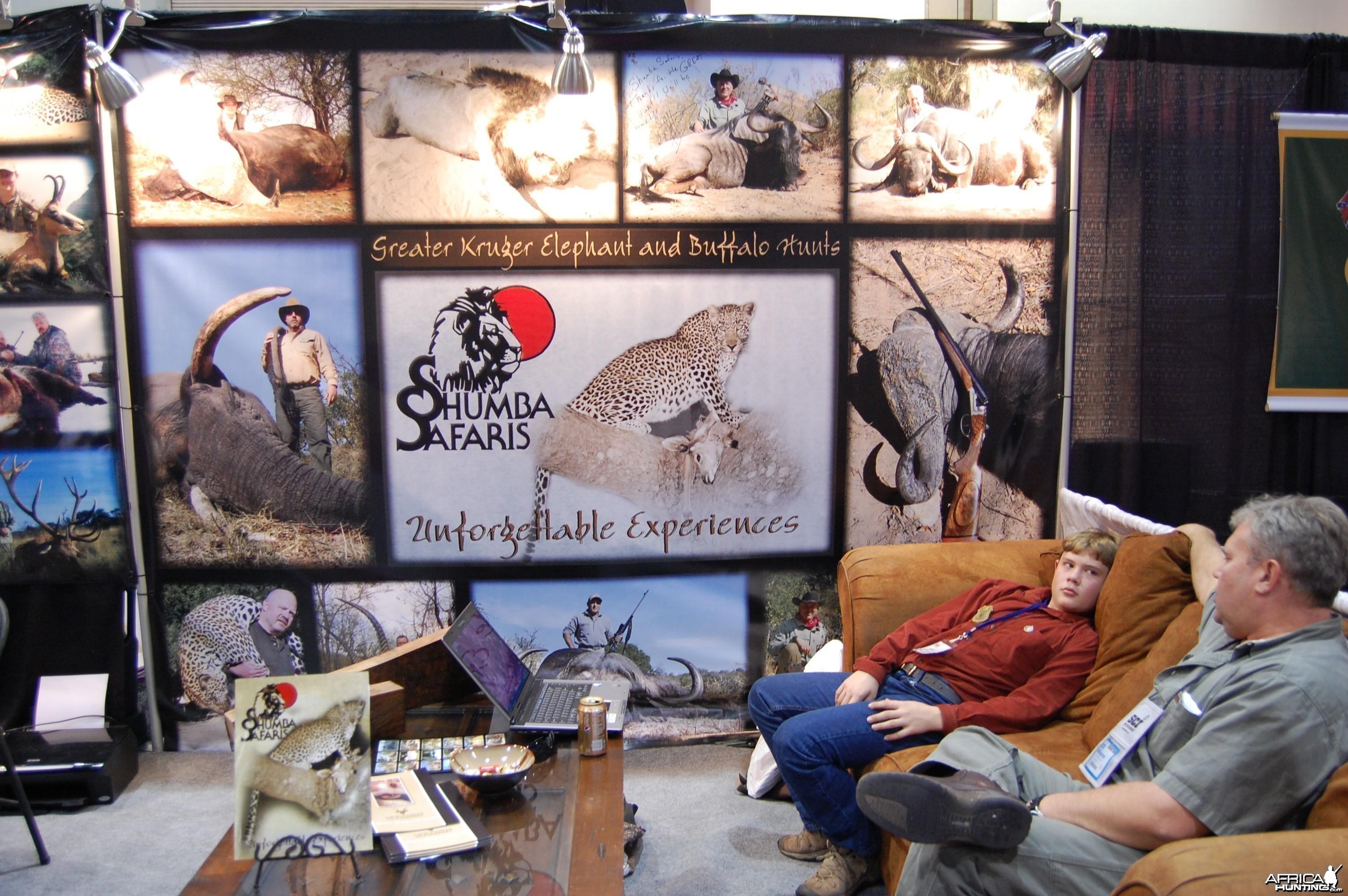 Shumba Safaris