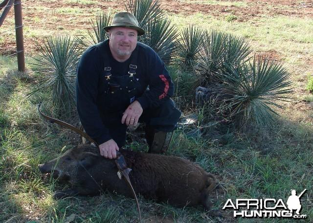 Pig Bowhunting