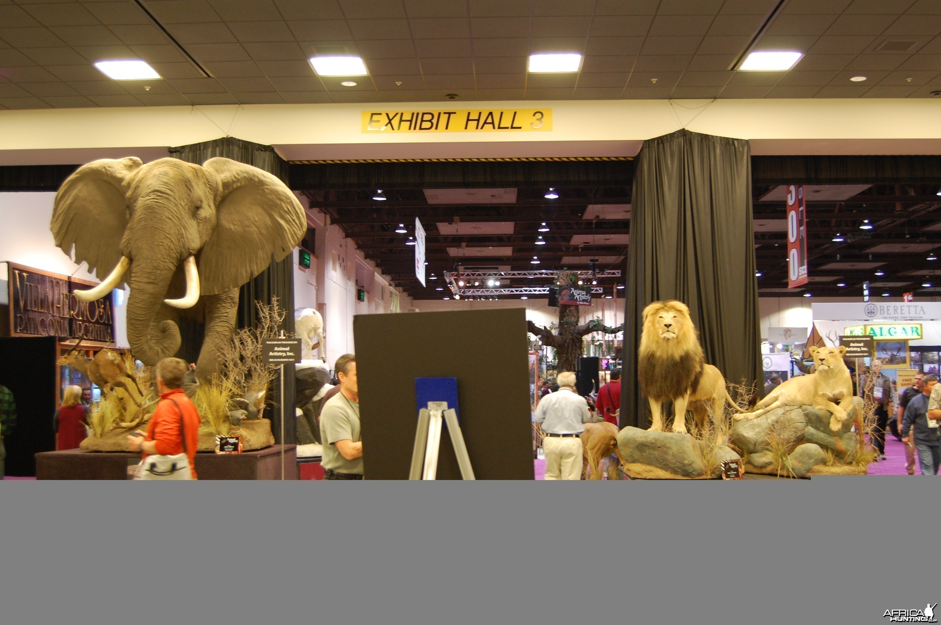Safari Club International Convention 2011