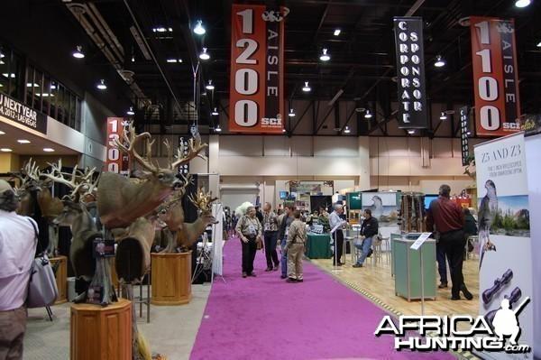 Safari Club International Convention 2011