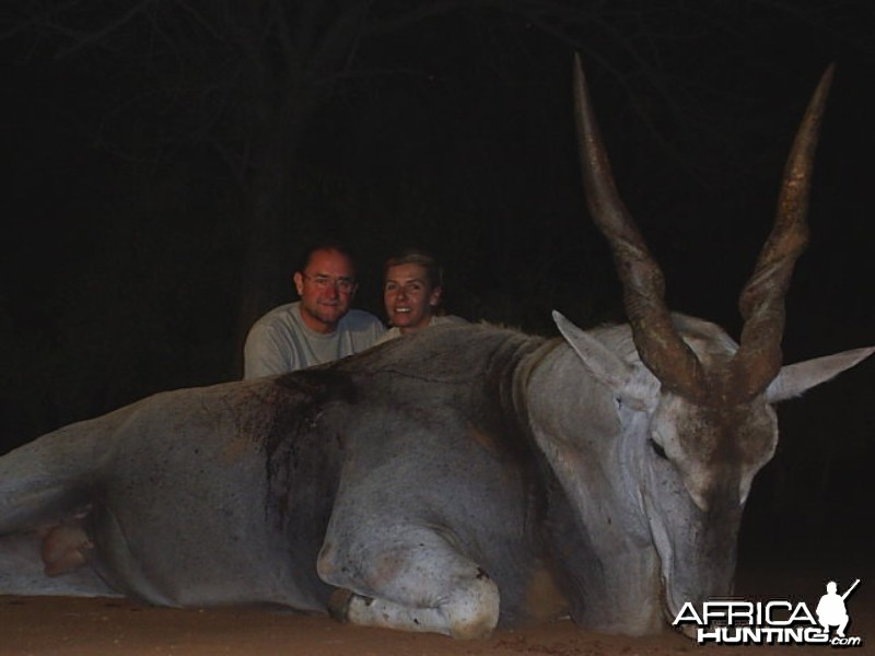 Hunting Eland SAVANNA HUNTING SAFARIS