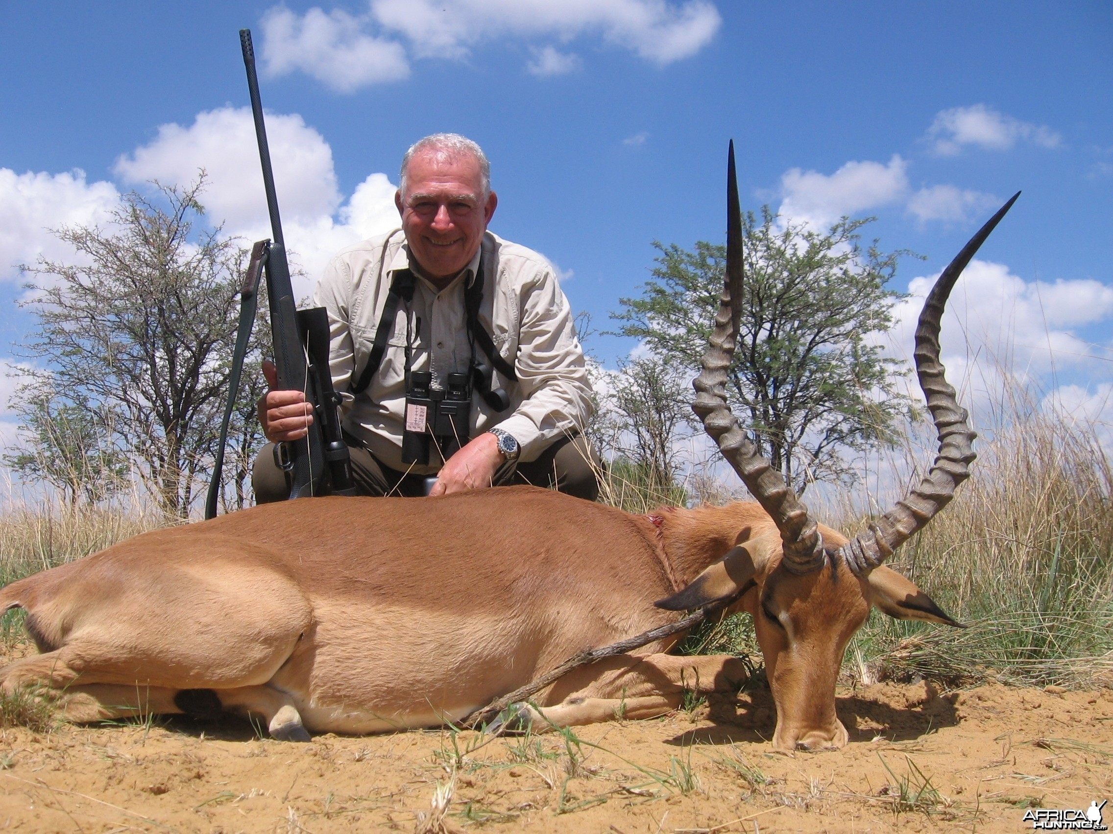 Hunting Impala SAVANNA HUNTING SAFARIS