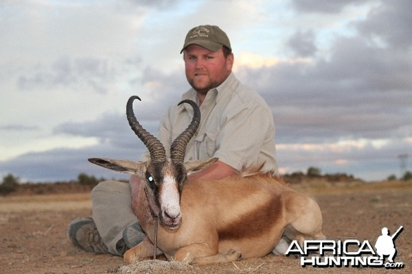 Copper Springbok SCI #20
