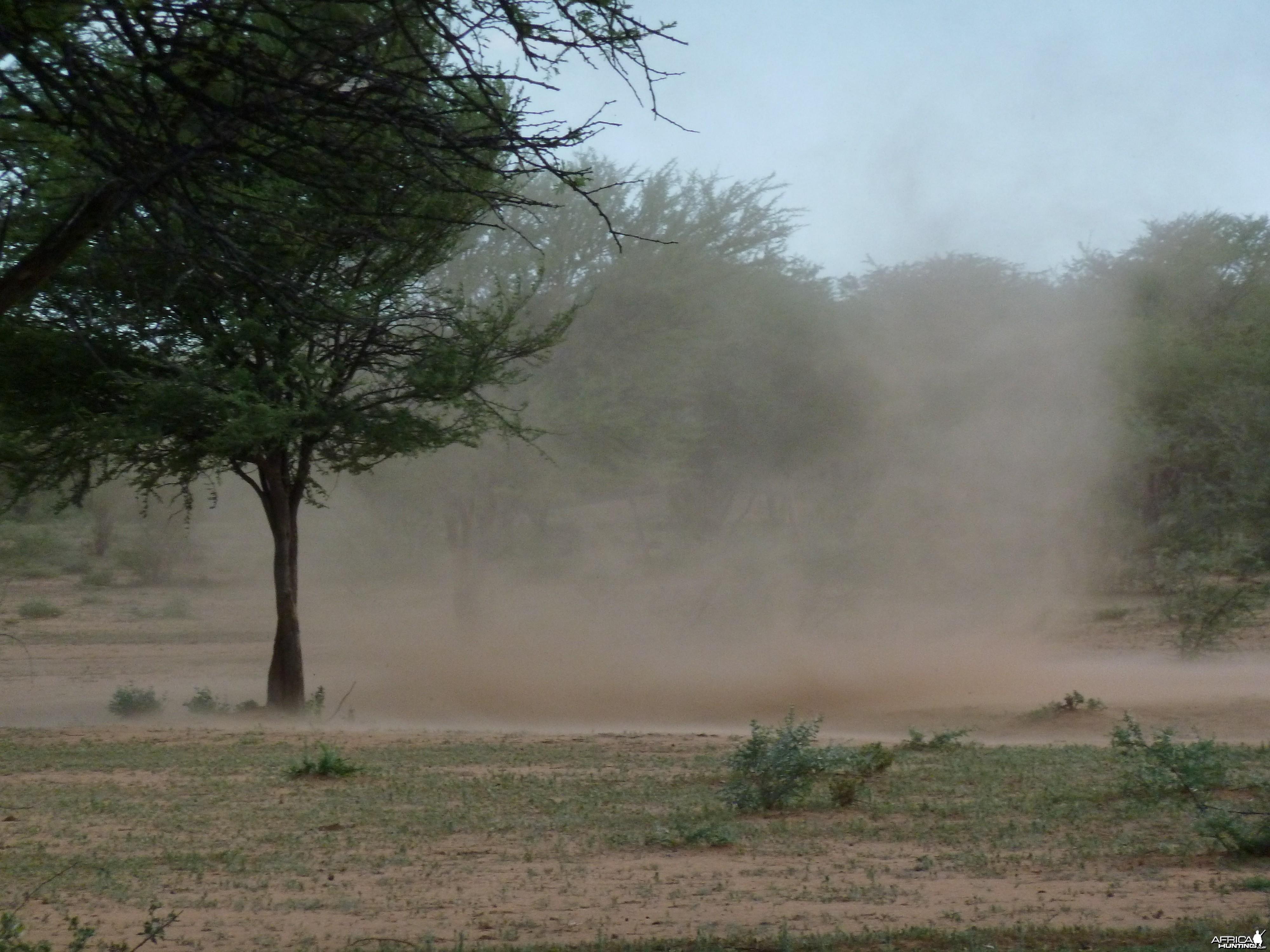 Wind Funel Namibia