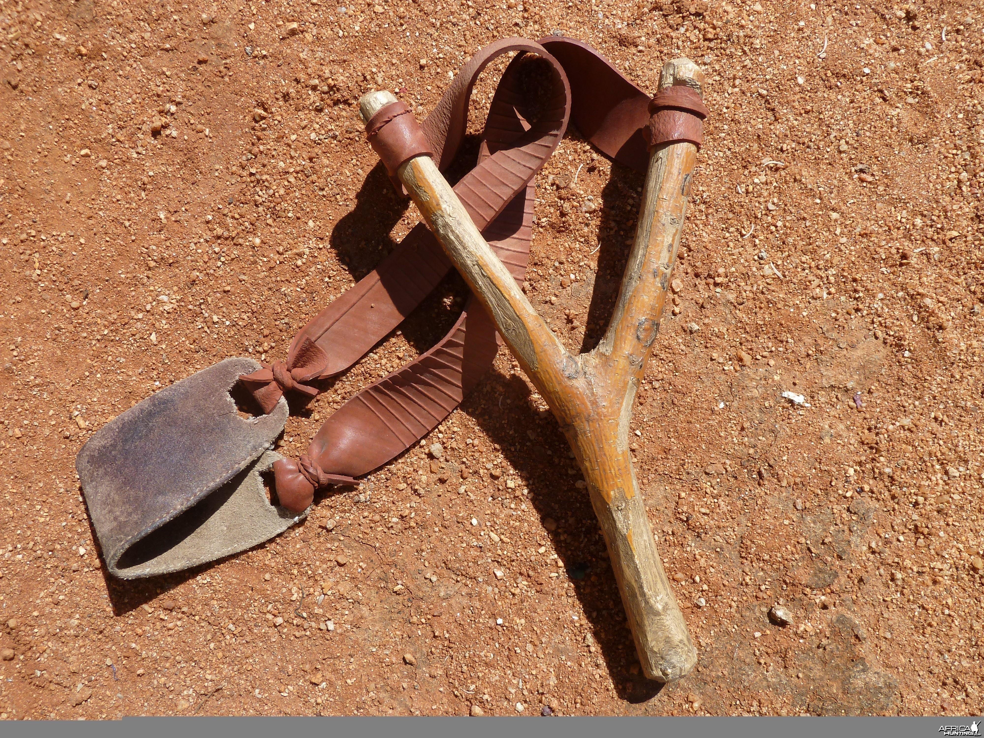 Sling Shot Namibia