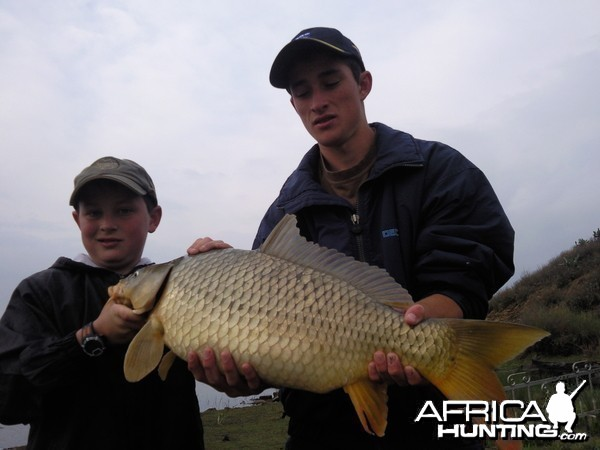 Fishing with Savanna Hunting Safaris