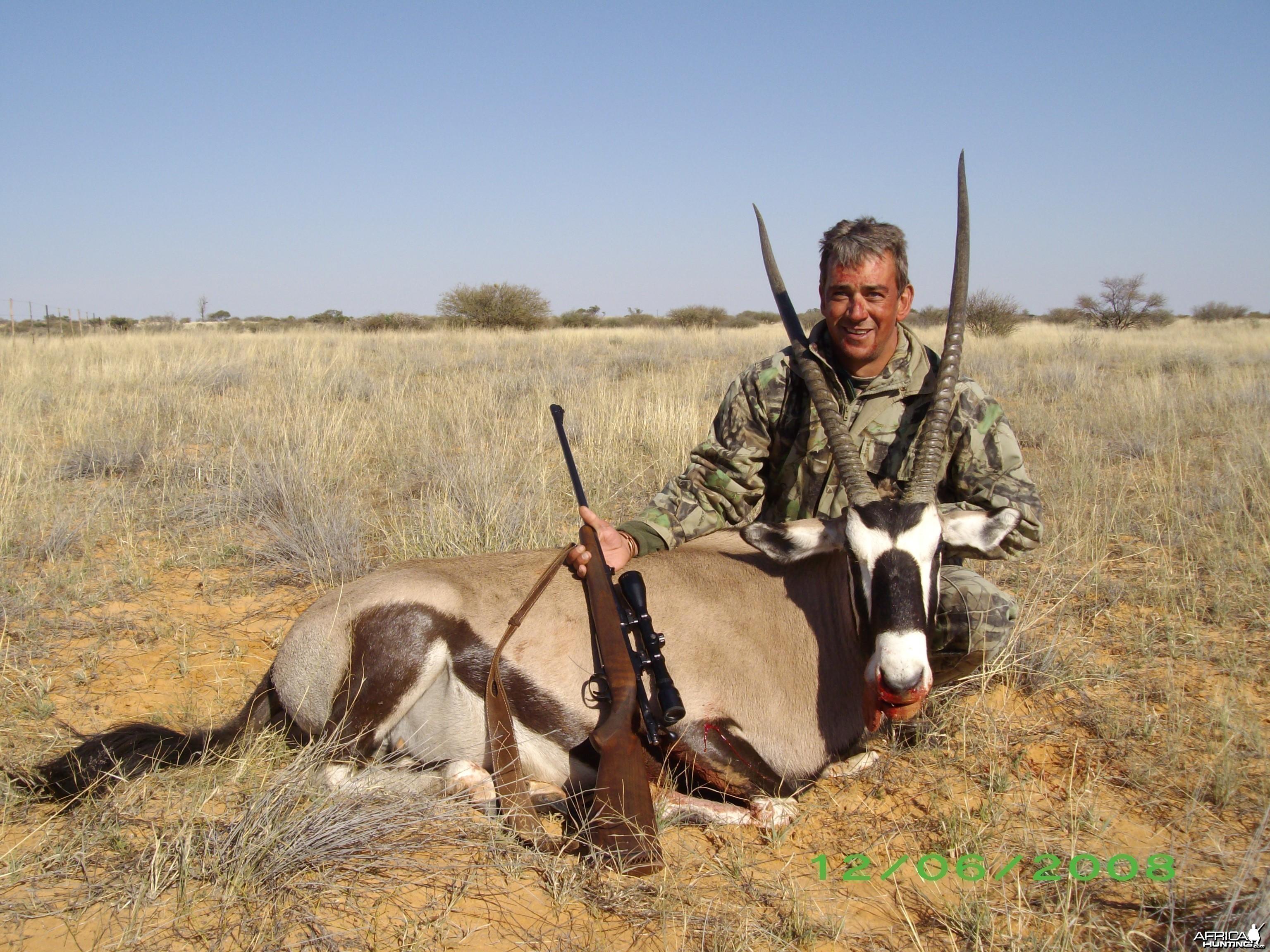 Oryx Hunt