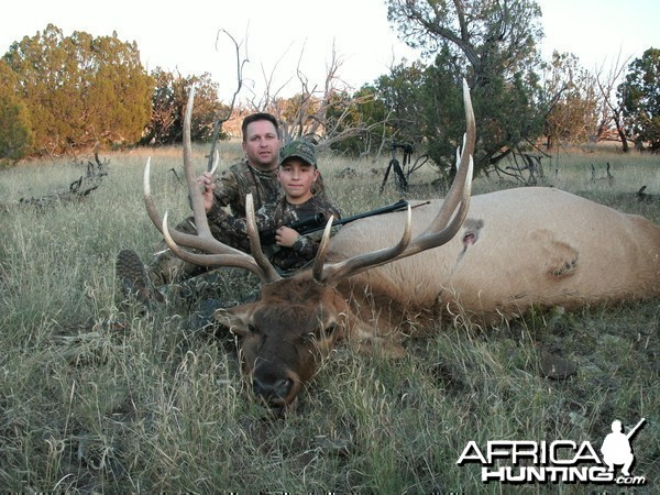 Hunting Elk New Mexico