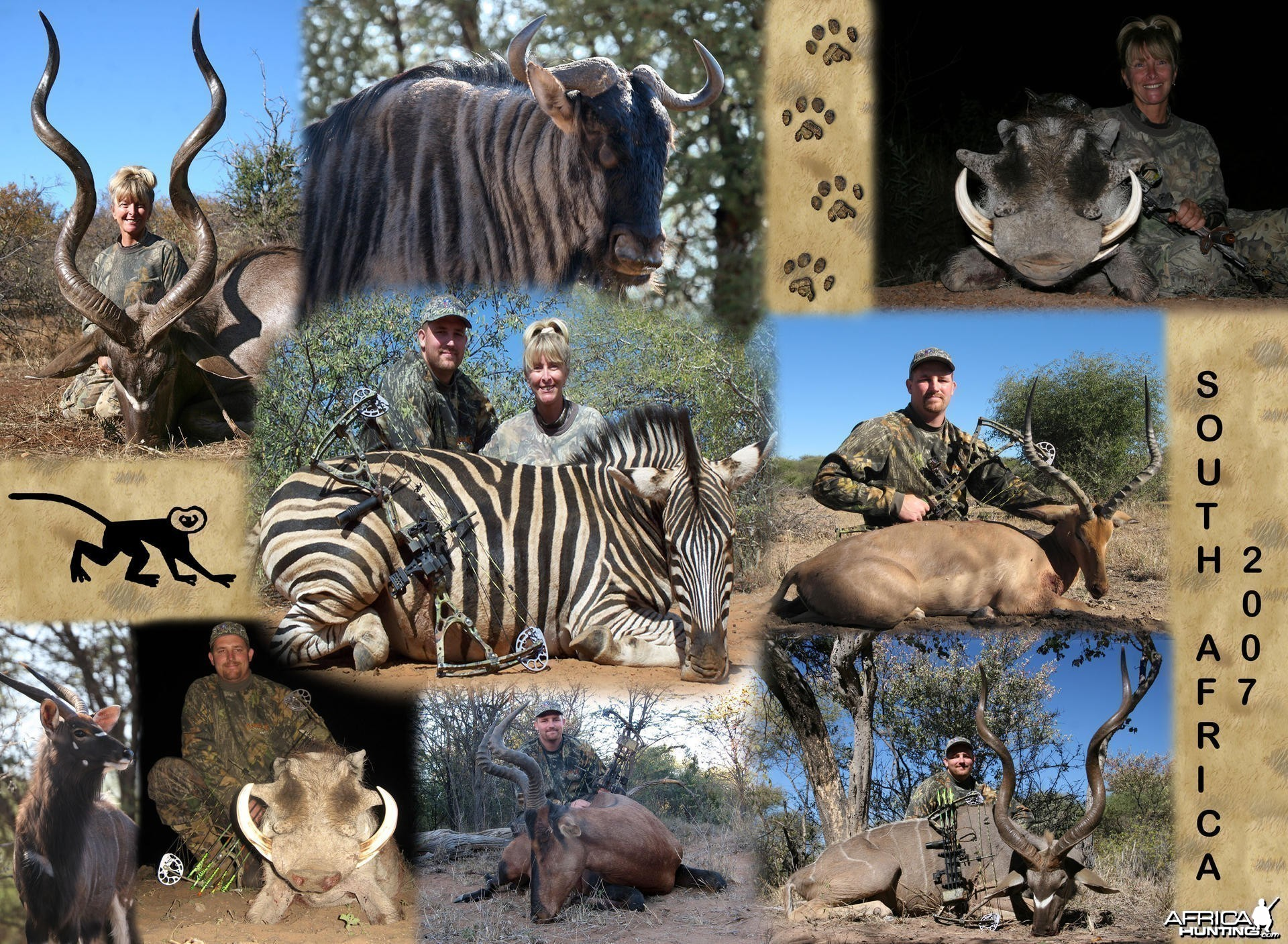 Bowhunting South Africa