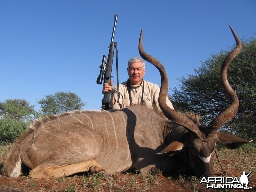 Hunting Kudu 55 inch