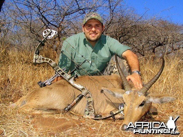 Old Mature Non Trophy Reedbuck Ram