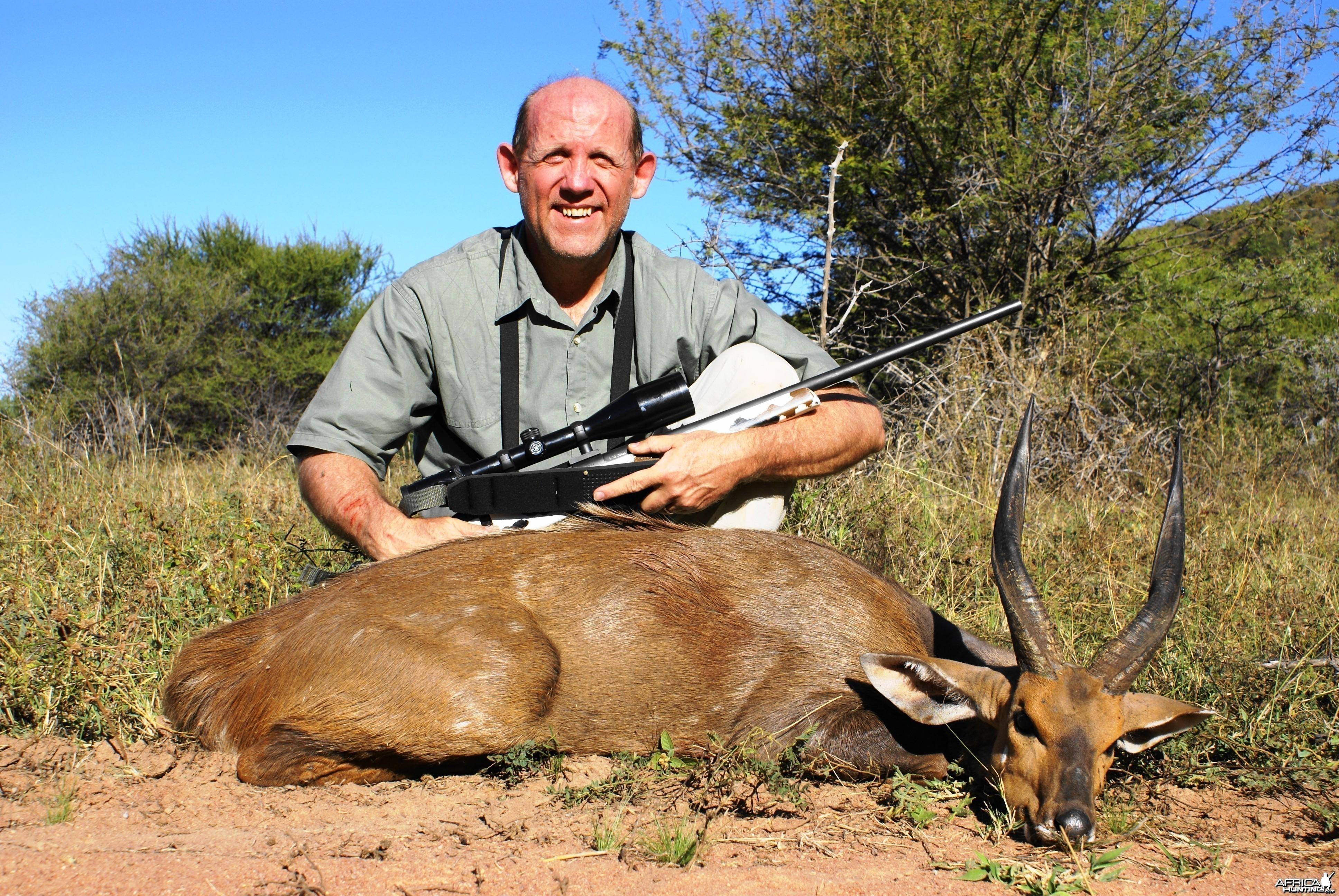 Hunting Busbuck