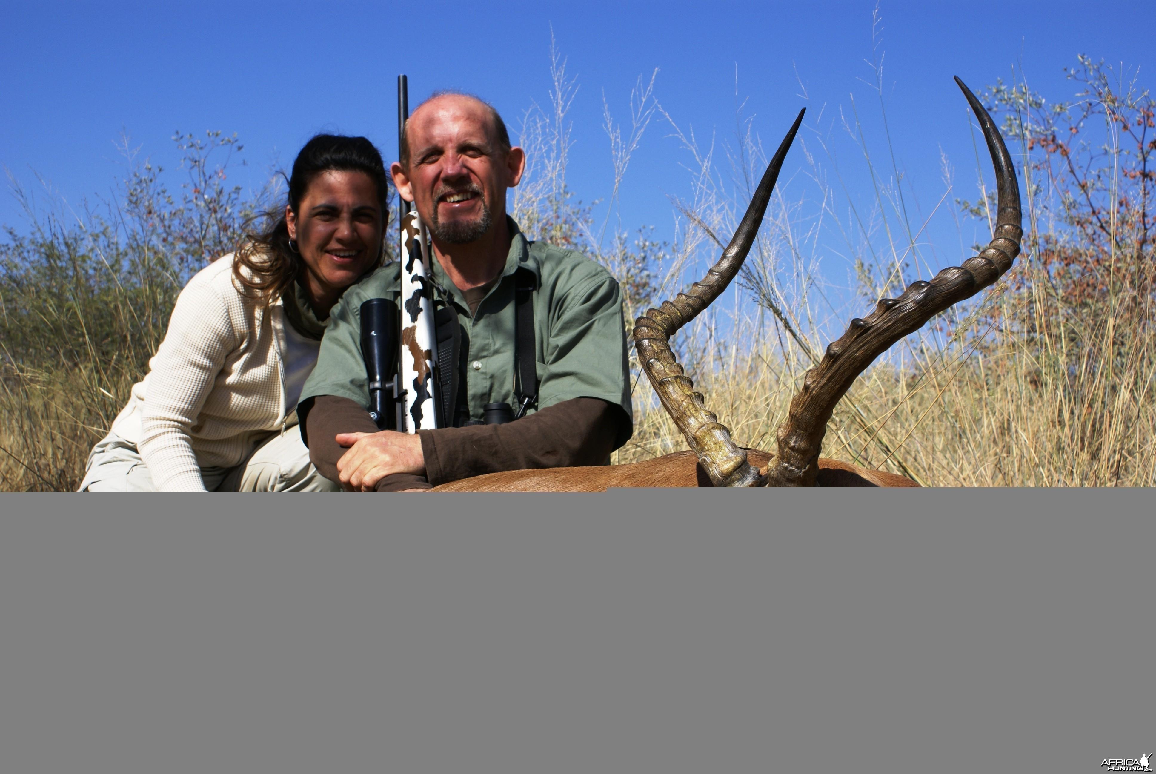 Hunting Impala