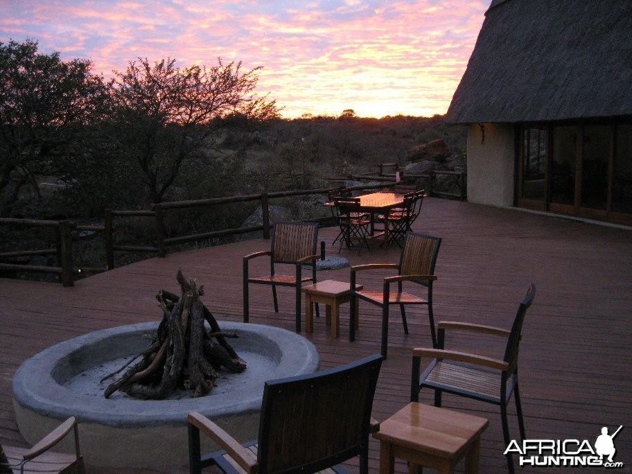 Sundeck Bosbok Safaris RSA 2009