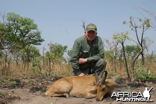 Hunting in Cameroon