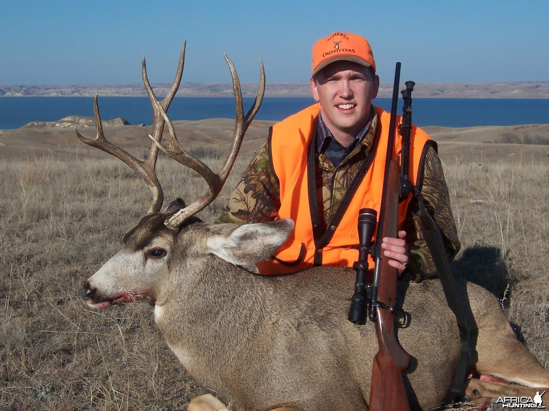 Hunting Mule Deer
